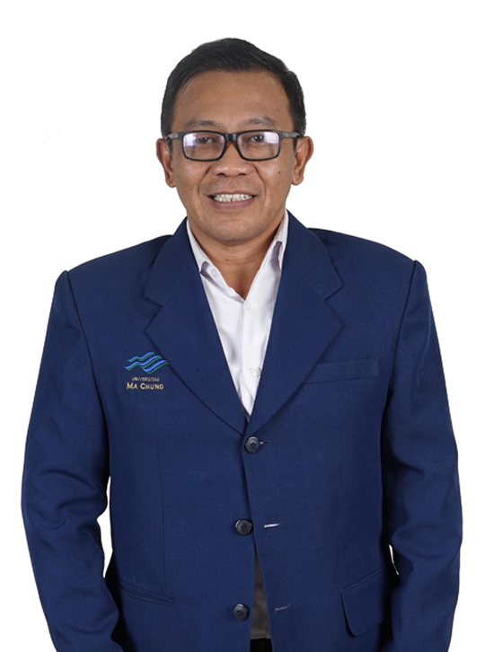 Dr. Daniel Ginting, SS., M.Pd.
