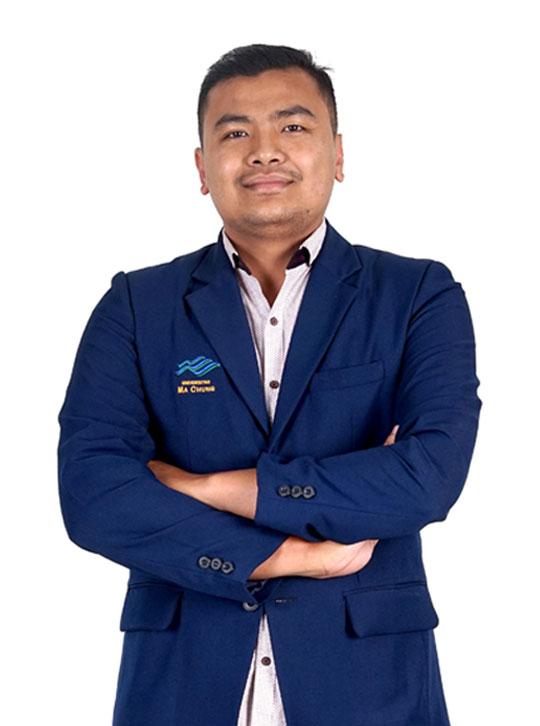 Sultan Arif Rahmadianto, S.Sn., M.Ds.