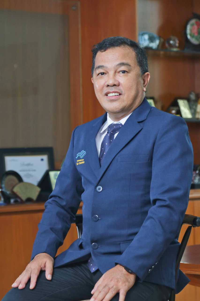 Assoc. Prof. Dr. Murpin Josua Sembiring