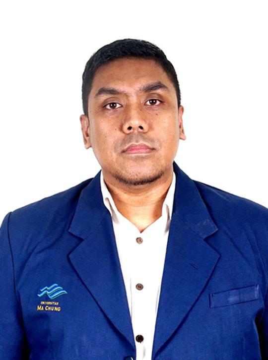 Tarsisius Renald Suganda, SE., M.Si., CRA