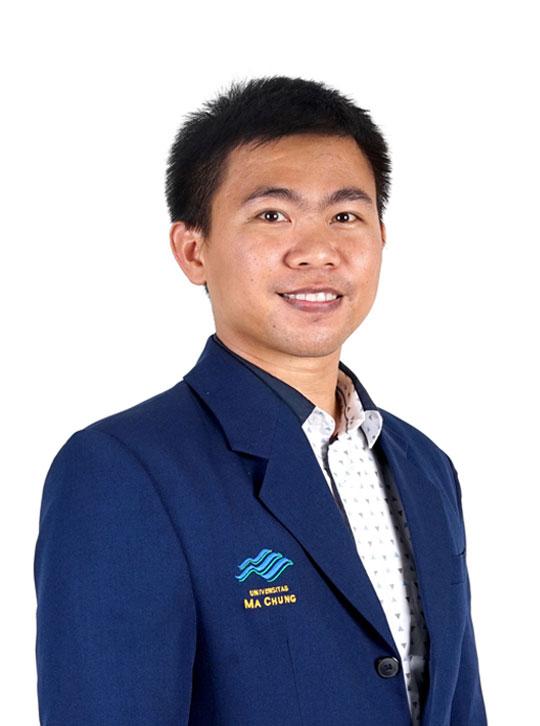 Paulus Lucky Tirma Irawan, S.Kom., MT.