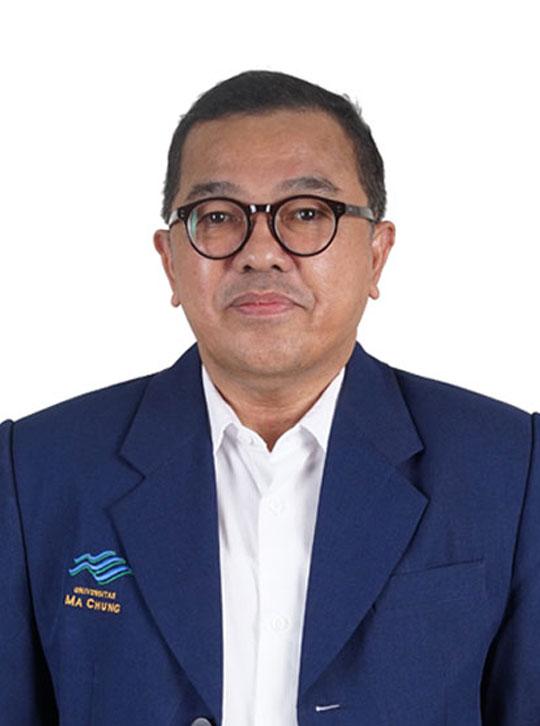 Dr. Murpin Josua Sembiring, SE., M.Si