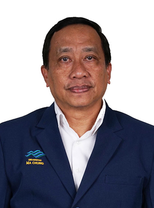 Dr. Seno Aji Wahyono, SE., MM