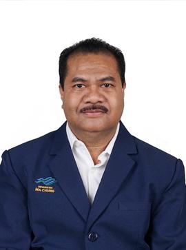 Dr. Ir. Stefanus Yufra M. Taneo